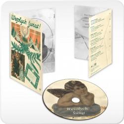 POCZTÓWKA DVD BOŻONARODZENIOWA